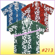 Women Hawaiian Shirt - 213