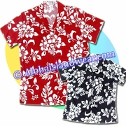 Women Hawaiian Shirt - 354