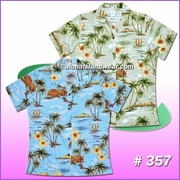 Women Hawaiian Shirt - 357