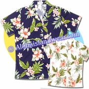 Women Hawaiian Shirt - 403