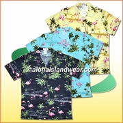 Women Hawaiian Shirt - 406