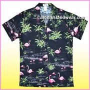 Women Hawaiian Shirt - 406Black