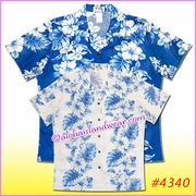 Women Hawaiian Shirt - 4340