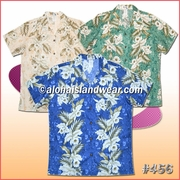 Women Hawaiian Shirt - 456