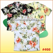 Women Hawaiian Shirt - 466