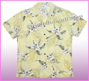 Women Hawaiian Shirt  - 809Yellow