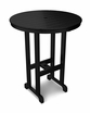 "POLYWOOD® Round 36"" Bar Table"