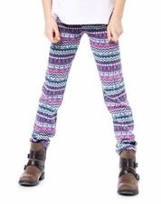 "Deux par Deux ""Be Hoo You Are"" Soft Legging"