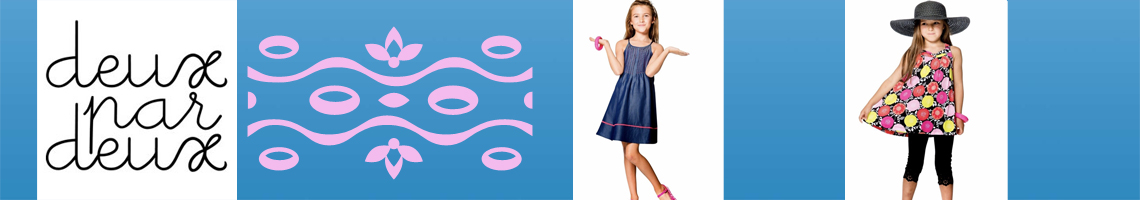 Deux par Deux Girls' Apparel – AdorablesChildren.com