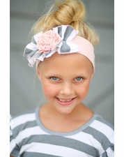 Giggle Moon Fillies of Love Pink Knit Headband
