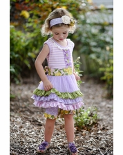 Giggle Moon Lemon Love Ruth Tutu Set  SIZE 5