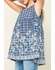 Hayden Denim Baby Doll Embroidered Tank *SOLD OUT