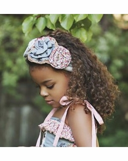 Headbands, Bows and Hair Clips