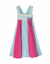 Isobella and Chloe Bubblegum Sweet Spring Dress