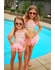 Isobella & Chloe Two Piece Skirted Tankini  SIZE 9m