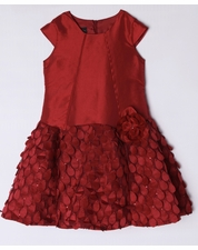 Isobella & Chloe Red Holiday Dress