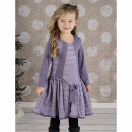 "Isobella & Chloe ""Lovely Lavender"" Dress SOLD OUT!"