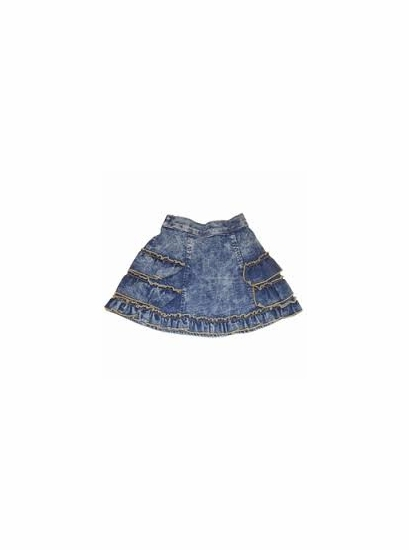 Little Mass KNIT Denim Skirt *FINAL SALE* SOLD OUT