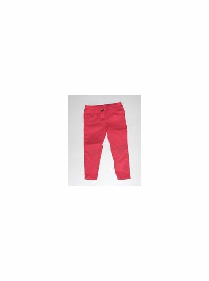 Little Mass Salmon Pink Stretch Capri Pants *FINAL SALE*