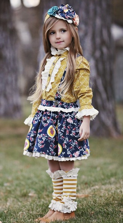 Mustard Piefall 2017adorables Childrens Boutique