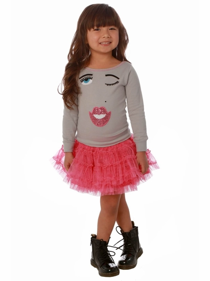 Ooh La La Couture Winky Dress SIZE 2T