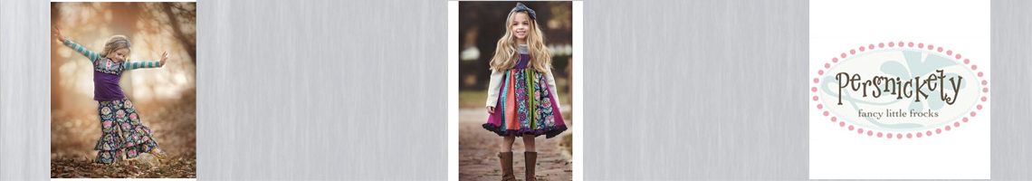 Persnickety Girl's Clothing – AdorablesChildren.com