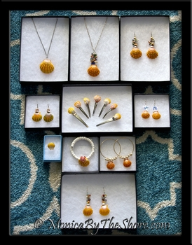 Sunrise Shell Jewelry for Switzerland