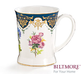 Biltmore House Porcelain Mug - Coffee, Hot Chocolate, or Tea