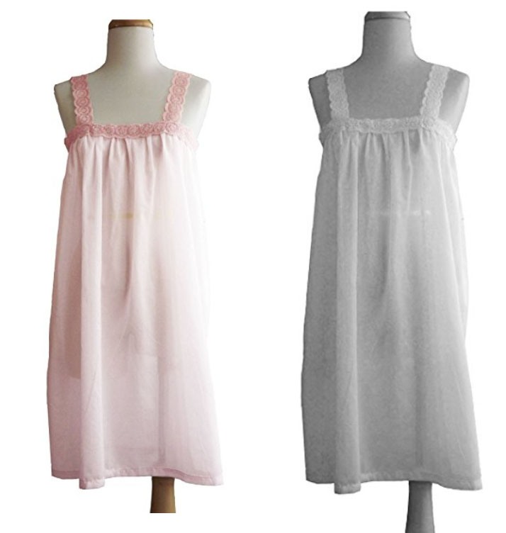 Celine Luxury Cotton Nightgown French Embroidered - Bespoke Made in USA by  Pampour Couture f58cfcfd54b12
