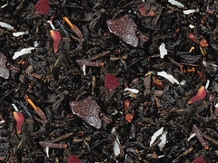 Chocolate Rose Truffle Tea - Loose Black Tea