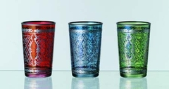 Moroccan Tea Glasses - Set of 6