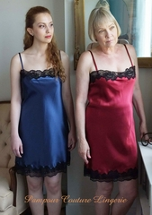New Article - Pampour Couture Nightwear | The Lingerie Journal