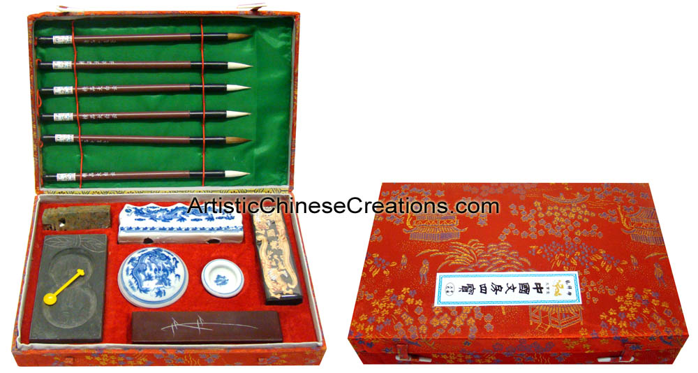 Chinese Calligraphy Sets Chinese Writing Sets Oriental