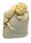 Chinese Seal Carving / BaLin Stone - Dragon (Irregular Shape) #63