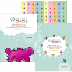 Bracken School Readiness Assessment (BSRA®)<br>Test Prep Workbook