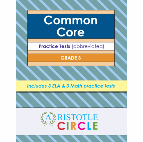 Common Core Grade 3 Practice Tests
