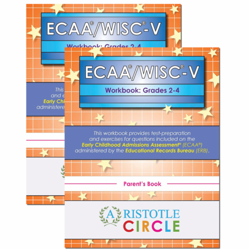 ECAA®/WISC-V® Workbook<br>For Students Entering Grades 2-4