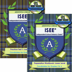 ISEE® Lower Level Workbook<br>and Practice Test Bundle