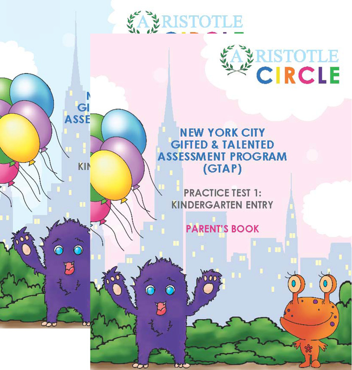 New York City<br>Gifted & Talented<br>Practice Test ...