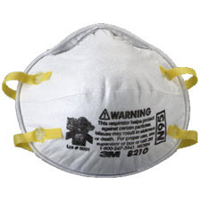 3M N95 Particulate Respirator Masks Home Page