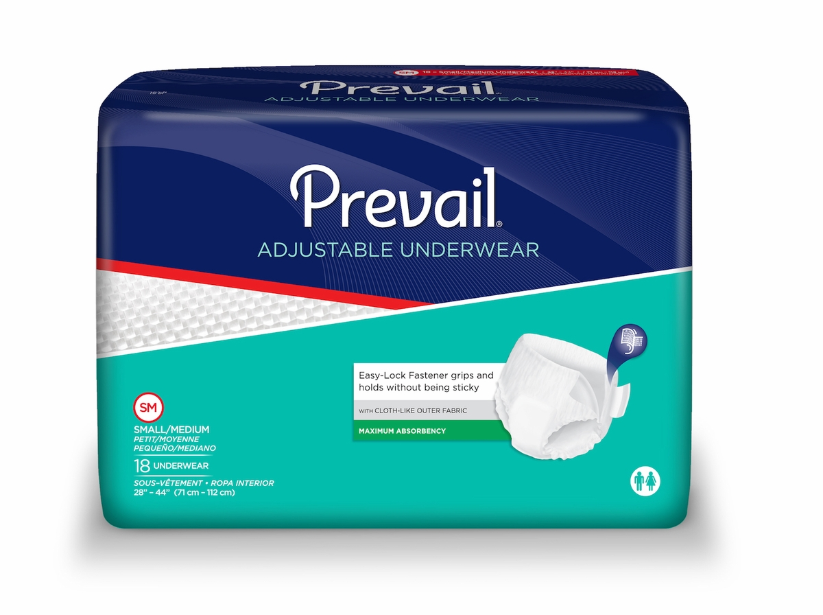 Adjustable Underwear by Prevail Home Page