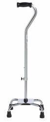 Drive Bariatric Quad Cane with Large Base