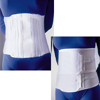 """FLA 11"""" Deluxe Lumbar Sacral Support"""