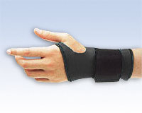 FLA Safe-T-Wrist SD Wrist Support, Standard Duty