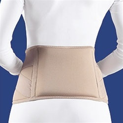FLA Soft Form Thermal Lumbar Support