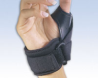 FLA Tether Thumb Stabilizer