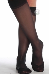 Juzo Attractive 5070AD Sheer Support Knee High Hose (10-15 mmHg)