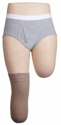 Juzo Dynamic Xtra Below Knee Compression Shrinker with Silicone Border(30-40 mmHg)
