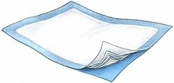 Kendall Surecare Disposable Underpads 18 pack