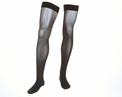 Mediven Assure Thigh High with Silicone Beaded Top Band (15-20 mmHg)